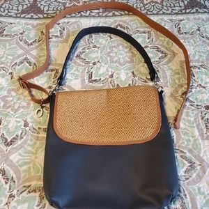Studio 31 purse with shoulder and crossbody straps
